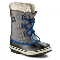 SOREL Hótaposó SOREL - Yoot Pac Nylon NY 1879-023 City Grey