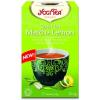 Golden Temple Zöld tea matcha-citrom BIO 17x1,8g Yogi