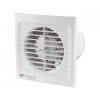 Vents 125 S TL Axiális Fali Elszívó ventilátor időzítővel Golyóscsapággyal