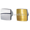 VENTS 125 LDAT ventilátor választható színű előlappal időzítővel