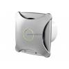 Vents 100 XTH alumatt Desing Fali ventilátor időzítő páraérzékelő