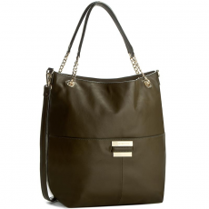 Tommy Hilfiger Táska TOMMY HILFIGER - Lux Chain Tote AW0AW03434 300