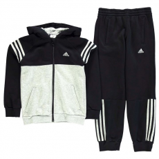 Adidas gyerek melegítő szett - Three Stripe Jogging Suit Junior