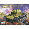 Eastern Express KV-1 Russian heavy tank, model 1941, early version tank makett Eastern Express EE35084