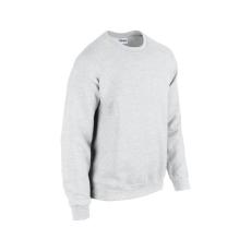 GILDAN kereknyakú pulóver, világos szürke