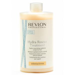 Revlon Professional Interactives Hydra Rescue Treatment hidratáló pakolás vízhiányos hajra 750 ml