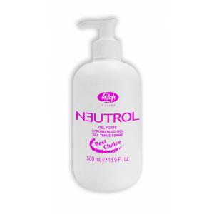 Lisap Neutrol extra erős hajformázó zselé, 500 ml