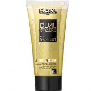 Loreal Professionel Loreal Professionnel Tecni.Art Dual Styler Bouncy and Tender krémgél, 150 ml