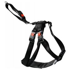 Karlie autós biztonsági postroj rövid pórázzal S (čierny) nyakörv, póráz, hám kutyáknak