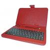 Silverline 7 puzdro na tablet klávesnica +toll (červený)