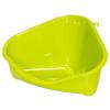 ,Moderna, stredný méretű sarok wc (zelený)