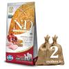 NATURAL&DELICIOUS N&D Low Grain Adult Light 2*12kg