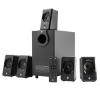 A+ 5.1 A+ MS50 hangszóró, Slot USB,SD,FM, 50W RMS (MS50)