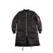 Alpha Industries MA-1 Coat PM Női - vintage brown