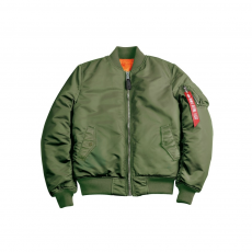Alpha Industries MA-1 SF Női - sage green