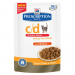 Hills Prescription Diet Hill´s Prescription Diet c/d Urinary Stress csirke - 48 x 85 g