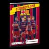 Ars Una Füzet-93637503-A/5 27-32 lap kockás FCBarcelona <10db/csomag>