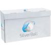 SilverBall Boríték tasak TC4 szilikon fehér 229x324mm SilverBall <250db/dob>
