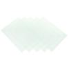 FELLOWES Spirál előlap, A4, 150 mikron, FELLOWES, víztiszta <100db/csom>