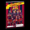 Ars Una Füzet-93587501/93587990-A/5 14-32 lap 1.o.FCBarcelona<10db/csomag>