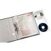 Leitz Lefűzhető tasak -47613103- CD/DVD tartóval <5db/csomz> LEITZ