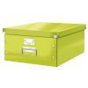 Leitz Doboz -60450064- A3 méretű Zöld CLICK&STORE LEITZ