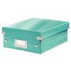 Leitz Rendszerező doboz-60570051- S méret Jégkék CLICK&STORE