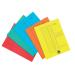 SilverBall Gyorsfűző papír színes A4/ 230gr. KÉK <50db/ csom>