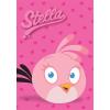 AngryBirds Füzet (21-32) A5 32lap VONALAS Angry Birds Stella <20db/cso