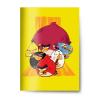 AngryBirds Füzet (20-32) A5 SIMA Angry Birds CLASSIC <20db/csom>