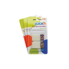 Stick'n Index -21388- 25x45mm mintás széllel 2x20 címke STICK'N <12db/csomag>