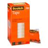 Scotch Ragasztószalag -508- PP Utility 19x33 SÁRGA 3M SCOTCH
