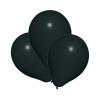 No-name Party Léggömb fekete 4db/ csom
