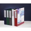 Pp Gyűrűskönyv -5-121- A4 35mm 4 gyűrűs Panorámás Fehér <10db/csom> P+P
