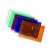 Pp Irattartó tasak patentzáras -2-386- A7 álló kék P+P