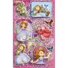 BSB Matrica glitter 3D Szófia hercegnő 85-268