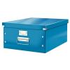 Leitz Doboz -60450036- A3 méretű Kék CLICK&STORE LEITZ