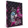 Pp Füzetbox A4 JUMBO - 1-406 - Monster High P+P <10db/dob>