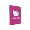 Pp Füzetbox A4 - 1-885 - Hello Kitty P+P <10db/dob>
