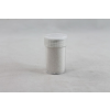 Színes csillámpor 15 gr fehér 26340