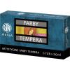 Astra Művész tempera -83419901- 6 szín/klt 20ml ASTRA ARTEA <4klt/csom>