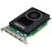 Leadtek Quadro M2000 4GB GDDR5 128bit grafikus kártya