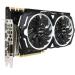 MSI GeForce GTX 1080 Armor OC 8GB GDDR5X 256bit grafikus kártya