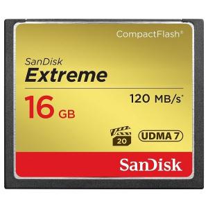 Sandisk 16GB CF Extreme 120MB/s