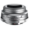 Pentax SMC DA 21mm f/3.2 AL Limited (strieborný)
