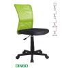 Halmar Dingo zöld ifjúsági forgószék