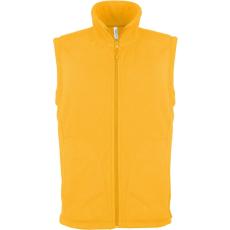 KARIBAN polár mellény, sárga