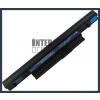 Acer Aspire 5745P 4400 mAh 6 cella fekete notebook/laptop akku/akkumulátor utángyártott