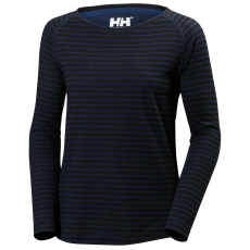 Helly Hansen W Naiad Ls Top T-shirt,top D (54294-p_990 Black)
