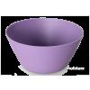 DEDRA GoEco Bambusz XXL tál Color lila (GoEco Bambusz XXL tál Color lila)